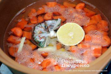 Крок 2: спеції в супі