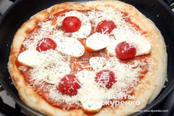Крок 2: начинка для піци