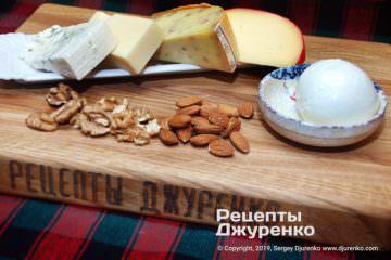 Шаг 1: сырная нарезка для салата