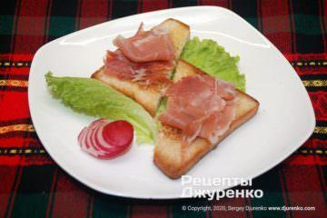 Шаг 3: сервировка завтрака