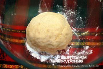 Крок 2: тісто для пиріжків