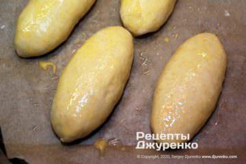 Крок 4: пиріжки перед випічкою