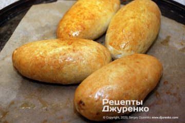 пропечене тісто