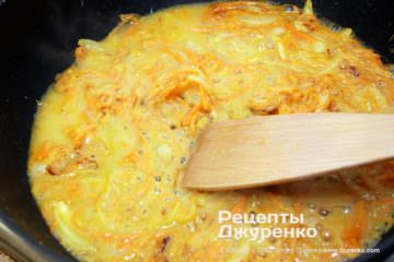 Крок 2: борошняна заправка для супу