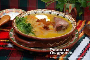 Фото рецепта капустняк
