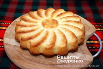готовий пиріг