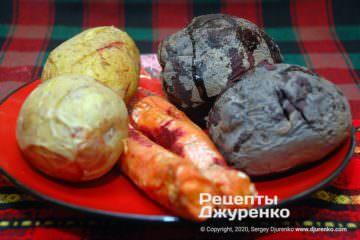 Крок 1: запечені овочі