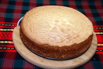 Шаг 1: бисквитное тесто