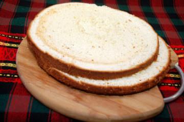 Шаг 1: коржи для торта