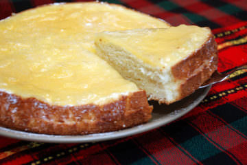 Фото рецепта бісквітний торт