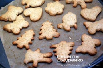 выпеченное печенье