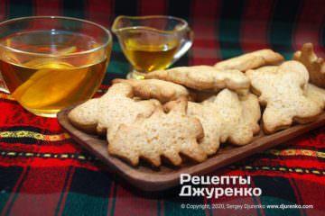 медовое печенье фото рецепта