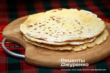 Фото рецепта кукурудзяні перепічки на сковороді