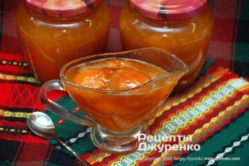 Фото рецепта варенье из абрикосов