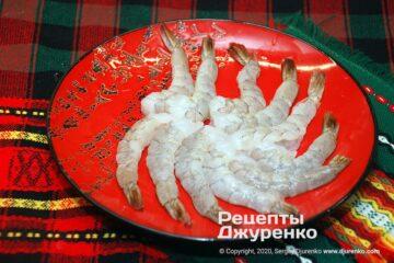 Крок 2: м'ясо креветок