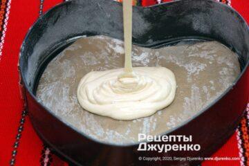 Крок 3: приготування бісквіта