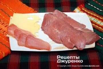 Крок 1: м'ясо і начинка