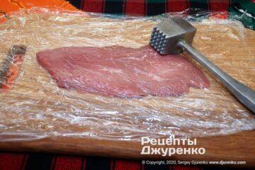 Крок 1: як відбити м'ясо