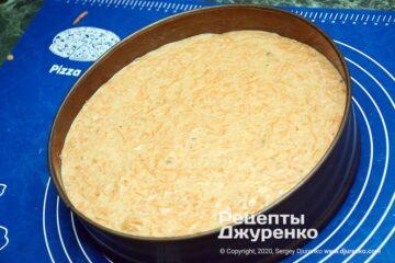 Шаг 4: форма для выпечки