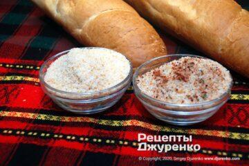 Фото рецепта панірувальні сухарі
