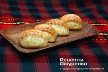 Фото рецепта сирне печиво
