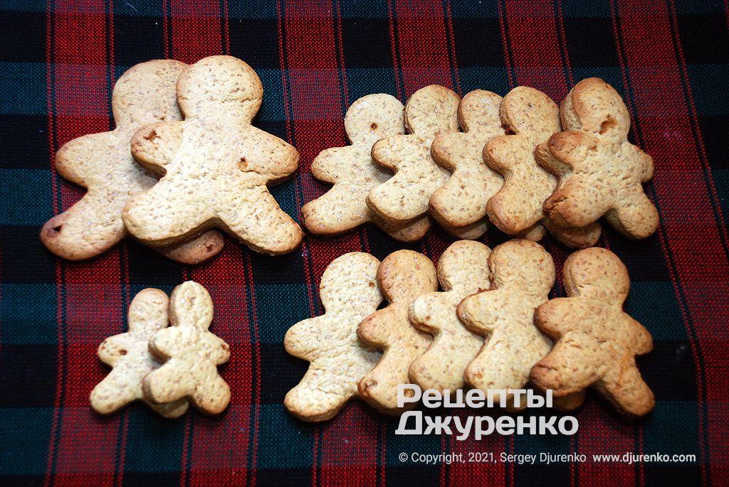 Печенье должно полностью остыть.