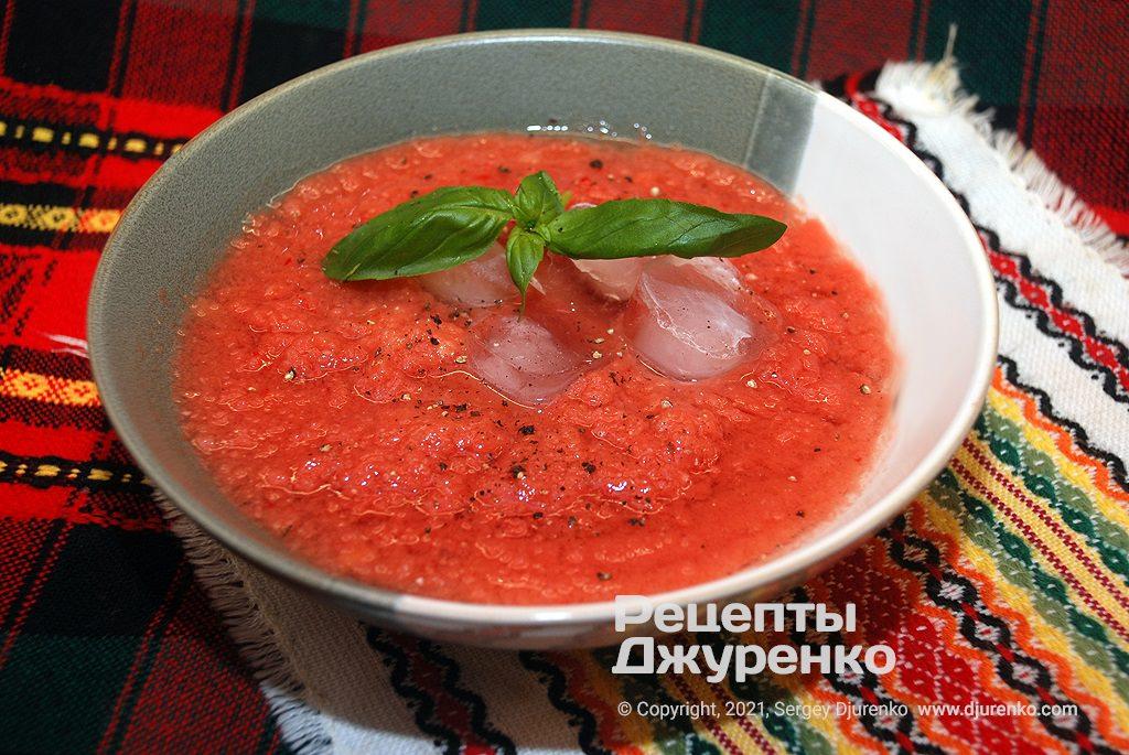 літній суп