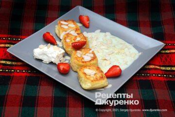Фото рецепта сырники из творога