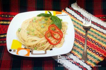 Фото рецепта овощной соус